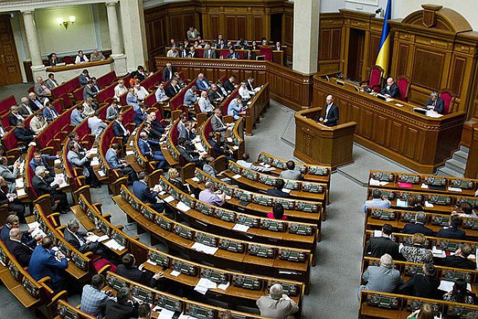 """Официальный Киев заявил, что отобрал имущество крымчан, расположенное на территории незалежной. Фото: из архива """"КП"""""""