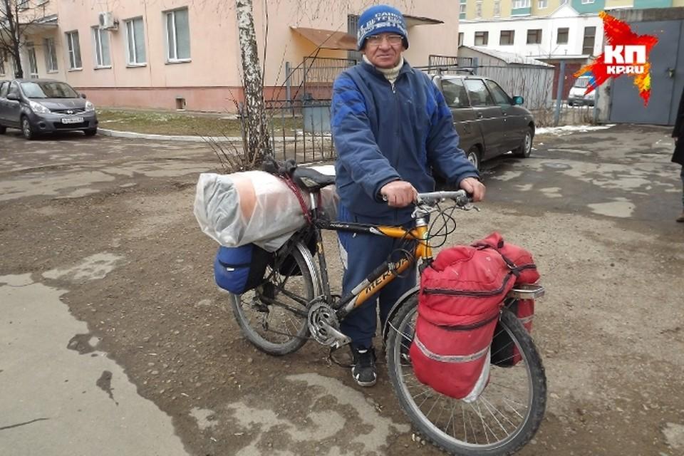 Александр Гречкин: Главный мой девиз - круглого колеса и попутного ветра! И, дай Бог, подольше!