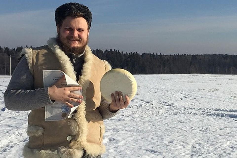 Запрет на ввоз в Россию ряда иностранных продуктов, подтолкнули московского компьютерщика Олега Сироту на необычный эксперимент. Фото: личный архив.