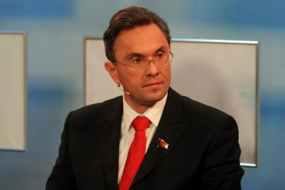 Депутат владимир бессонов фото
