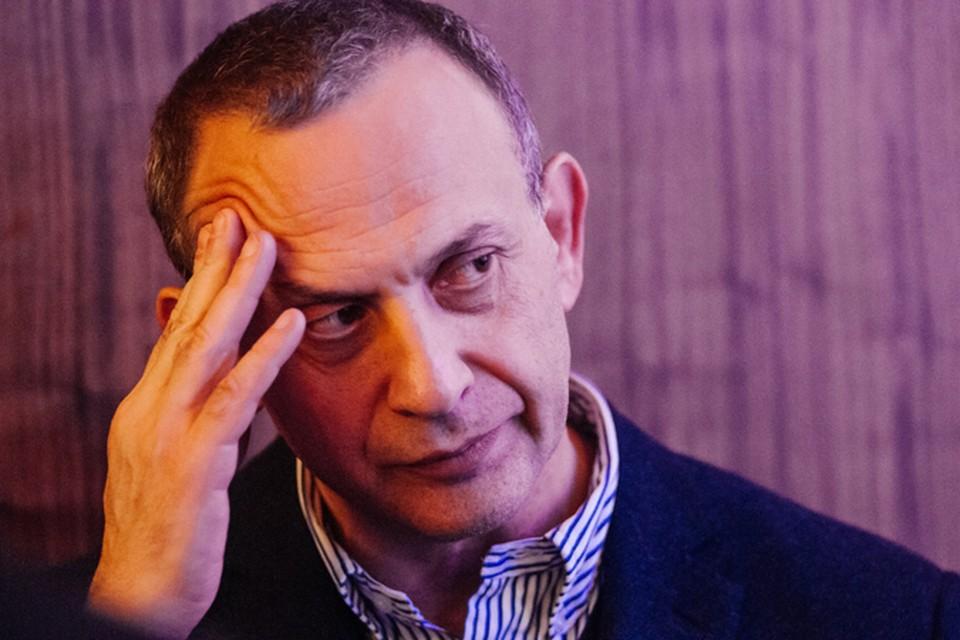 Аркадий Добкин на конференции венчурных инвесторов в Минске рассказал о том, как открыл свое дело - компанию EPAM ФОТО: Алексей НАУМЧИК