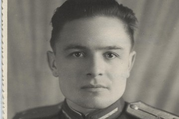 Чудом уцелел в огне Сталинграда