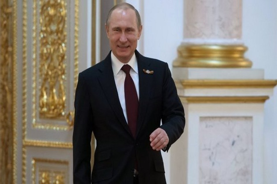 Путин возьмет выходной 11 мая и уедет в Сочи