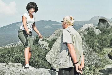 Крымские каникулы: Станцевать на «камне Варлей» и упасть с «ореха Никулина». Недорого