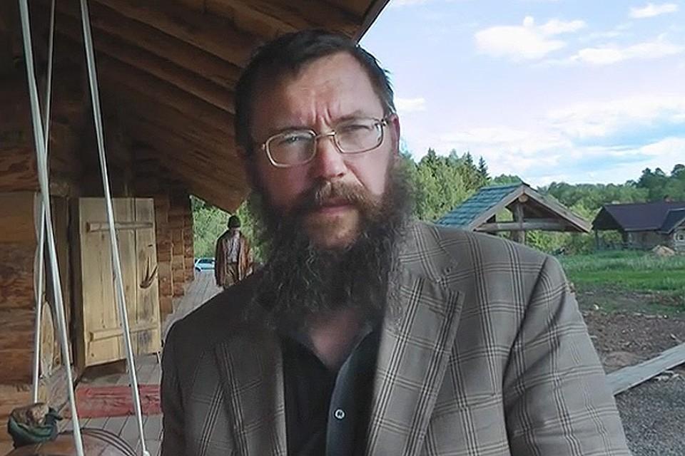Герман Стерлигов уехал из России в Нагорный Карабах. Фото: youtube