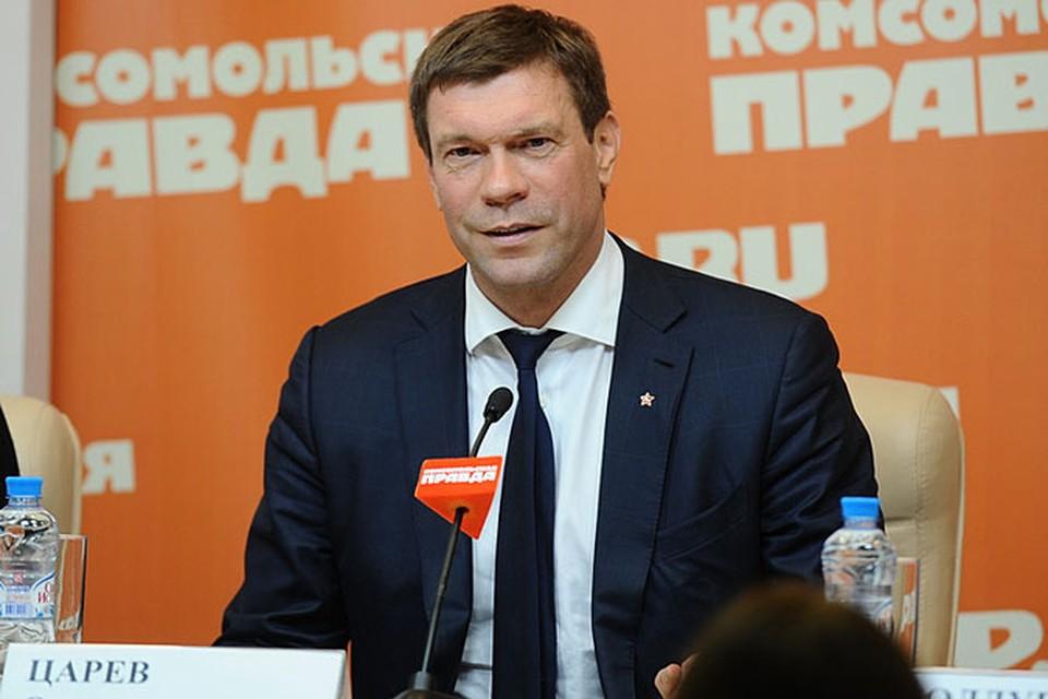 Олег Царев полагает, что Киев намеренно срывает минские договоренности