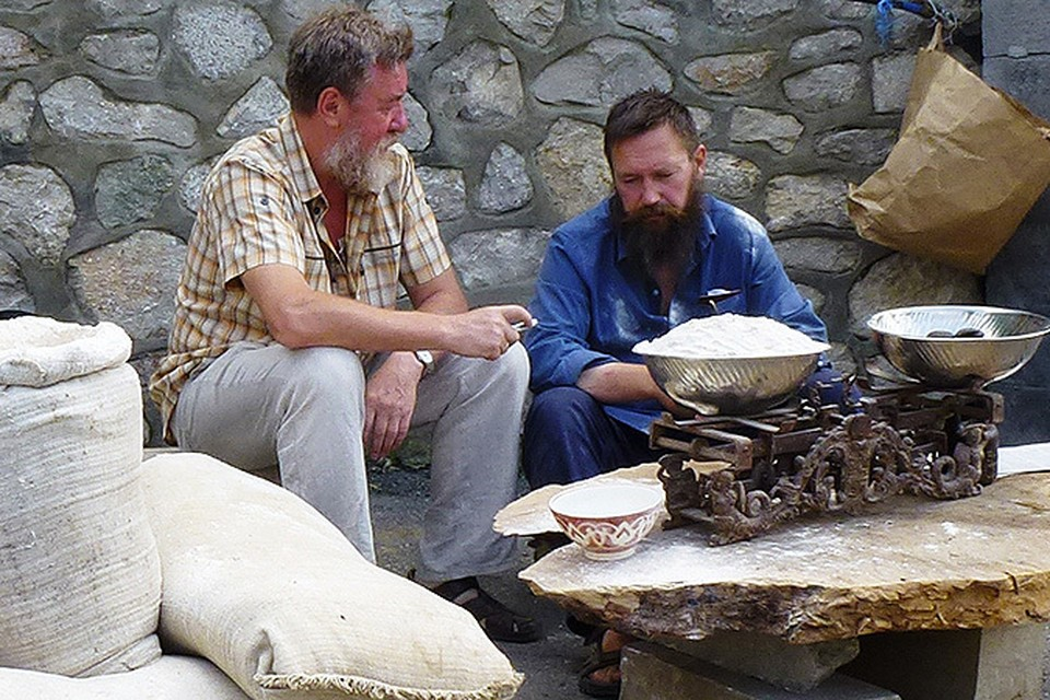 Николай Варсегов повстречался в Нагорном Карабахе с опальным предпринимателем Стерлиговым