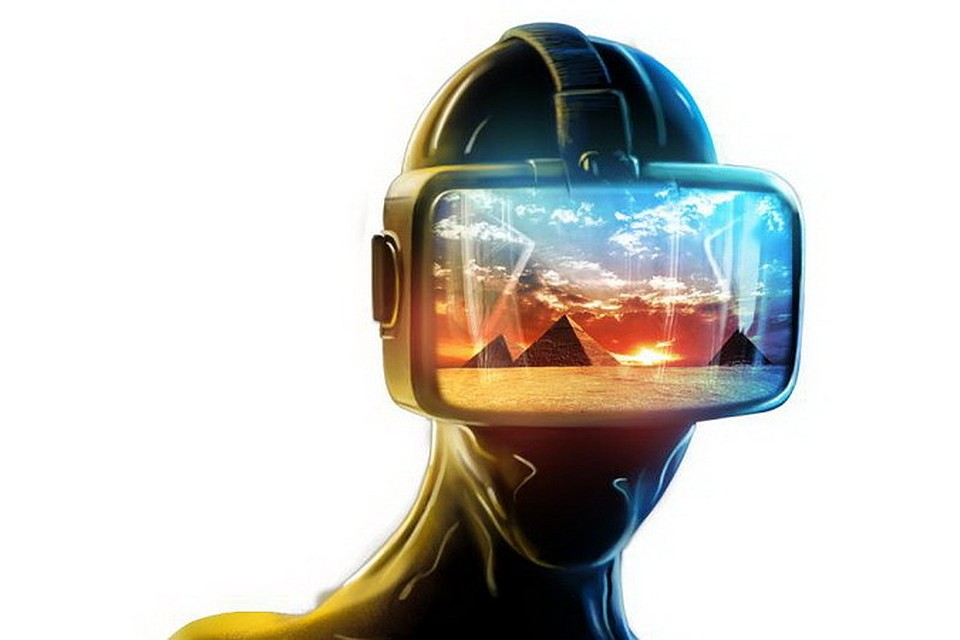 Картинки виртуального мира
