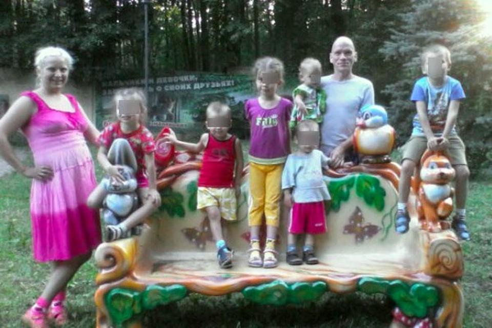 Подозреваемый в совершении убийства шестерых детей, беременной жены и родной матери задержан