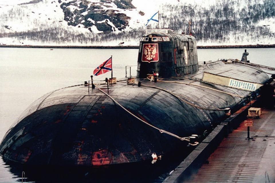 """Атомная подводная лодка """"Курск"""" затонула 12 августа 2000 года."""