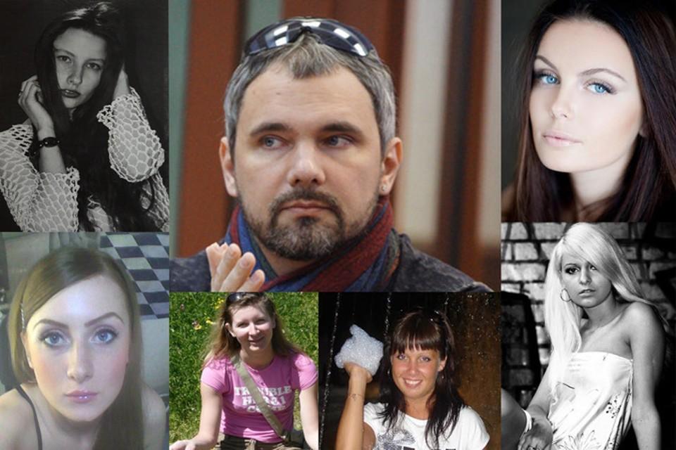 Дмитрий Лошагин мог быть причастен к другим преступлениям? Фото: личные архивы семей погибших девушек