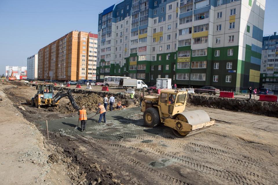 Строительство дорог в Чурилово — один из наказов избирателей партии «Единая Россия»