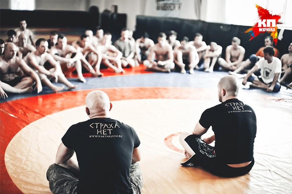 «Спарта» в Ижевске: как из мальчиков делают настоящих мужчин? Фото: Владимир Смирнов