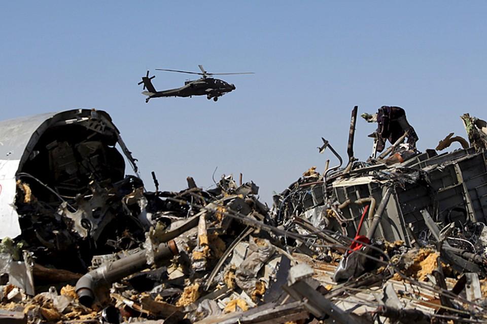 """Airbus A321 компании """"Когалымавиа"""", совершавший рейс Шарм-эш-Шейх- Петербург, упал на севере Синайского полуострова 31 октября скорее всего не случайно"""