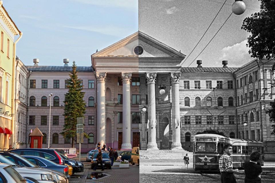 Белорусская государственная академия музыки.