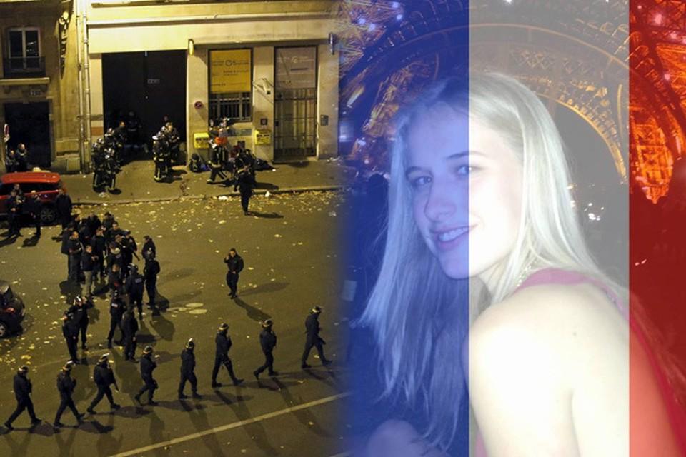 Изобель Бодери оказалась в театре Батаклан в Париже в ночь терактов Фото: www.facebook.com/isobel.bowdery/, REUTERS
