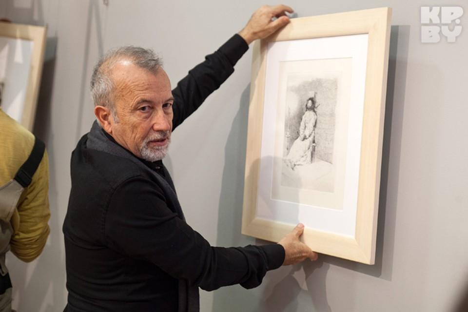 Хуан Бордес Кабальеро - испанский скульптор, искусствовед и член-корреспондент Королевской Академии Изящных Искусств Сан Мигеля Архангела, академик Королевской Академии Изящных Искусств Сан-Фернандо.