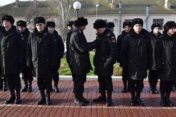 Черноморский флот формирует экспериментальную роту
