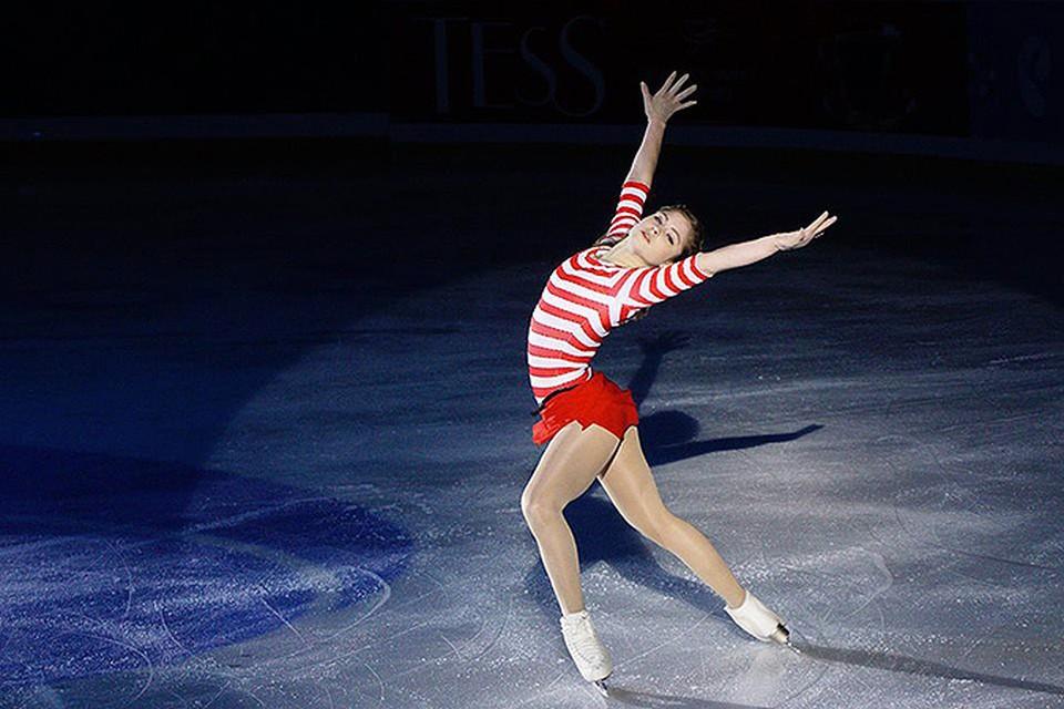 Юлия Липницкая не поедет на чемпионат Европы по фигурному катанию