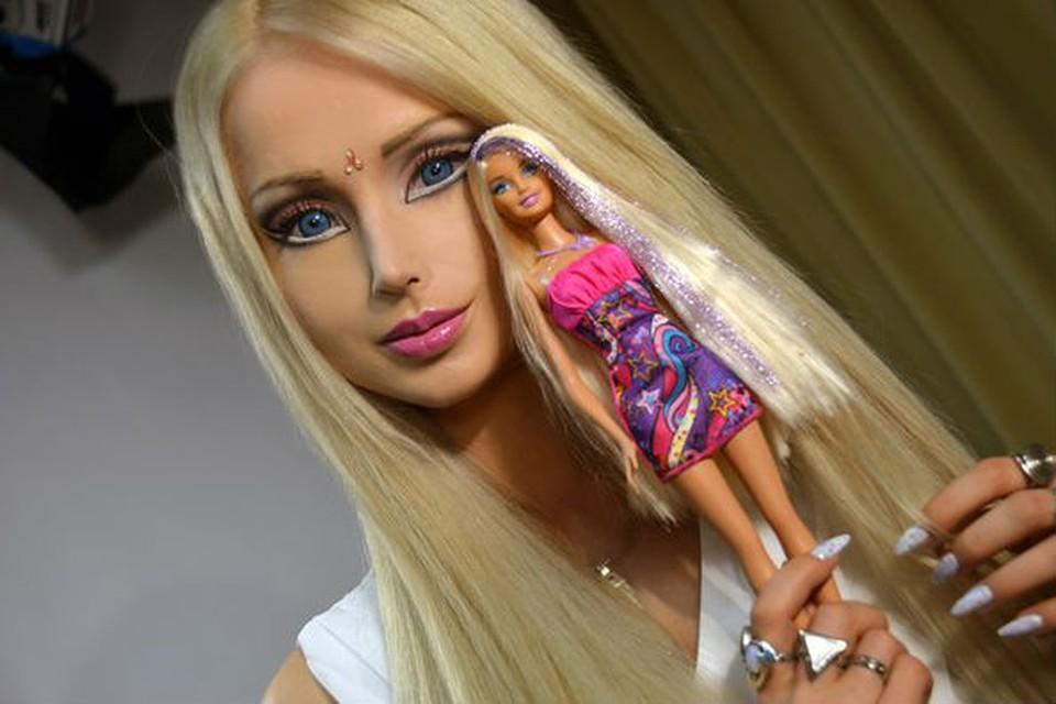Живая кукла барби работа моделью полных в москве