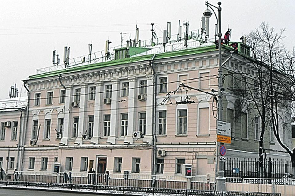 Именно в этом доме Пушкин жил в свой последний приезд в Москву.