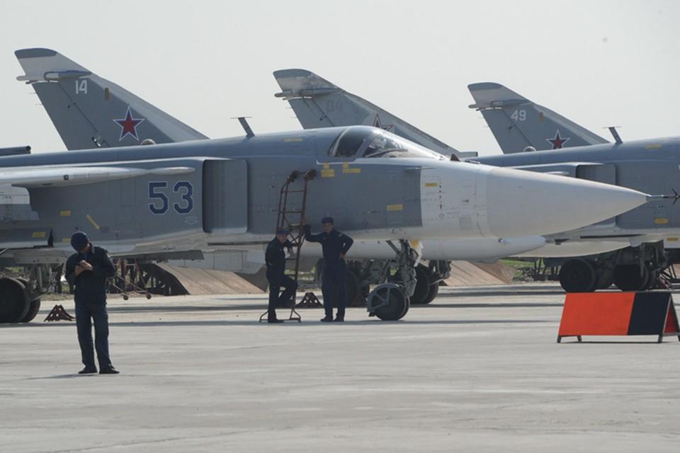 Авиабаза Хмеймим в Сирии. Чтобы вернуться сюда в случае необходимости, России хватит двух суток