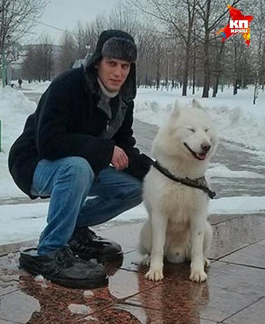 Частное с псом фото 802-913
