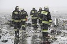 Мнение эксперта: Почему от разбившегося в Ростове самолета не осталось крупных обломков