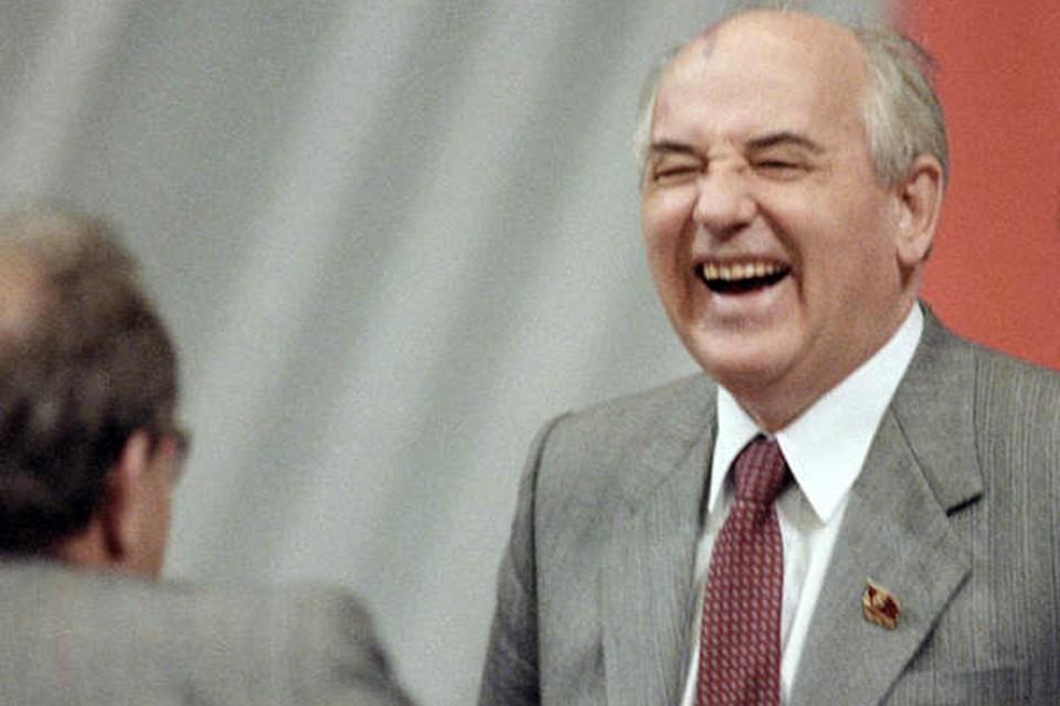 Михаил Сергеевич совсем не походил на руководителей брежневской команды.