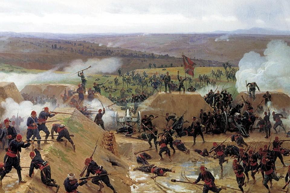 Мы тогда не остановились, а шли в глубь Османской империи ещё несколько месяцев