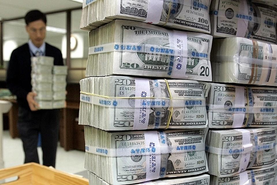 По оценкам, в офшорах хранится порядка 11,5 трлн долларов