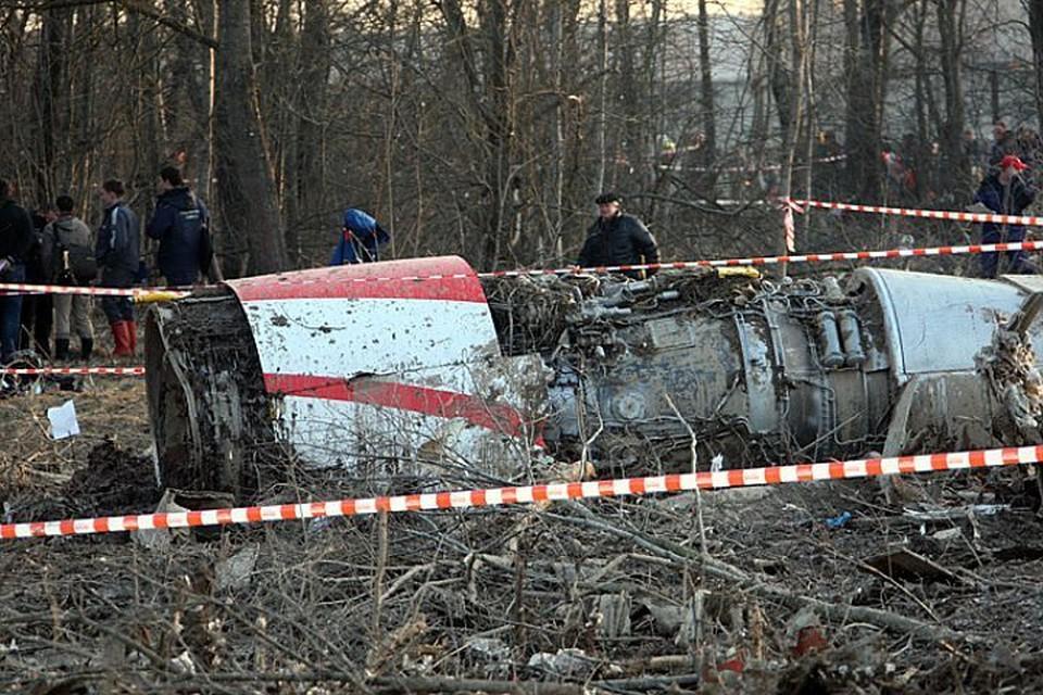 10 апреля 2010-го под Смоленском разбился самолет с президентом Польши Лехом Качиньским.