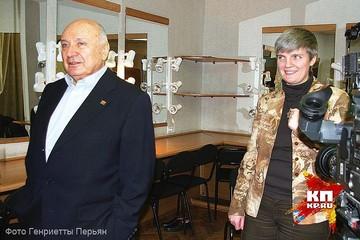 Жванецкий встретился с внебрачной дочерью, о которой не знал 40 лет