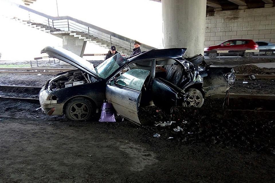 авария уфа Toyota Crown житель кемеровской области #11