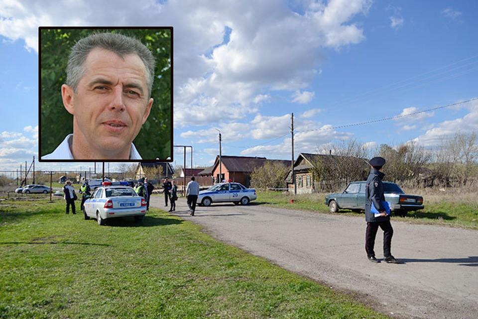 В ночь на 24 апреля в селе Ивашевка Сызранского района Самарской области был убит полковник полиции Андрей Гошт и члены его семьи.