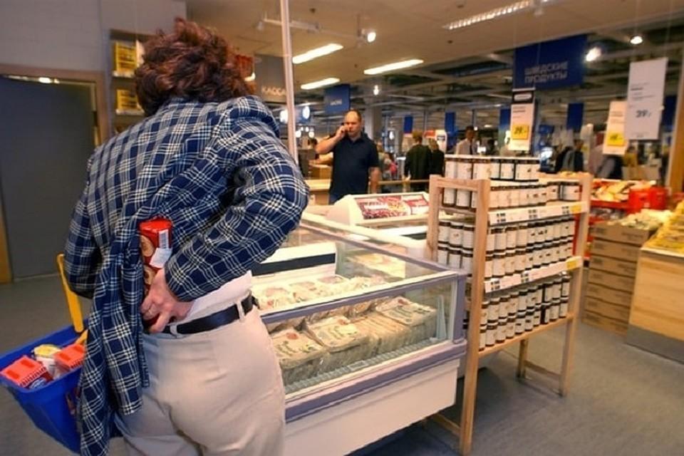 как предотвратить кражи в магазинах самообслуживания сначала