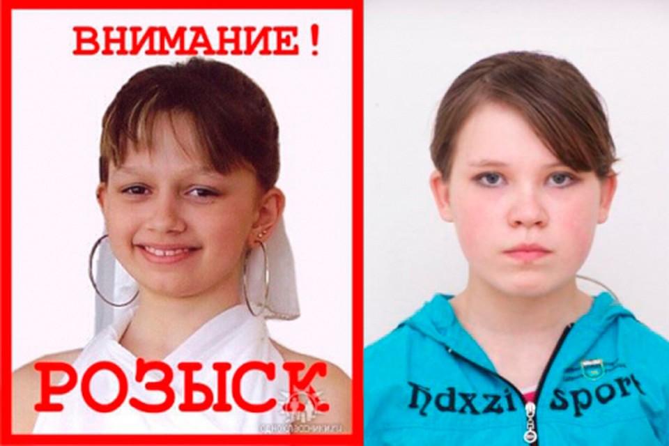 Дашу Некрасову (на фото слева) родные ищут уже восемь лет, Анжелику Горовую (справа) - семь. Фото: пресс-служба СУ СКР по Омской области