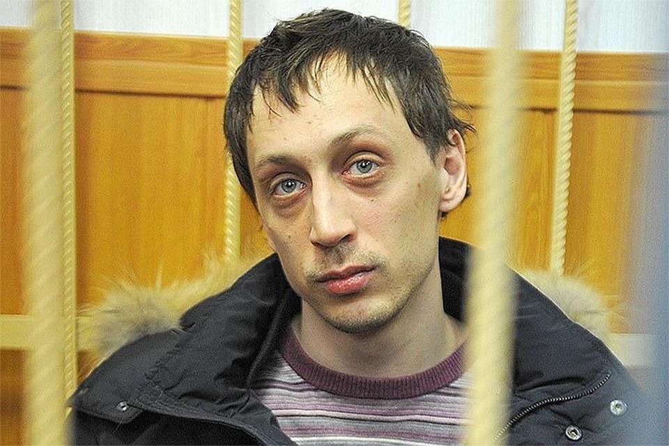 Освобожден Павел Дмитриченко, напавший на худрука балета Большого театра Сергея Филина