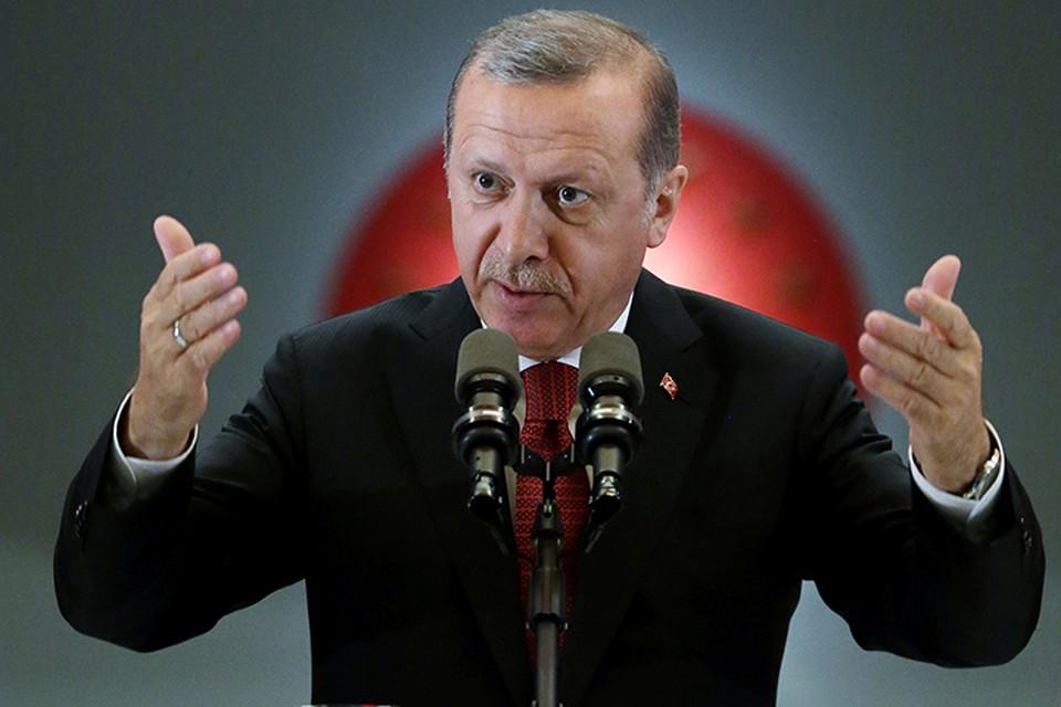 Татары попросили Реджепа Эрдогана уважать выбор крымчан и признать полуостров российским
