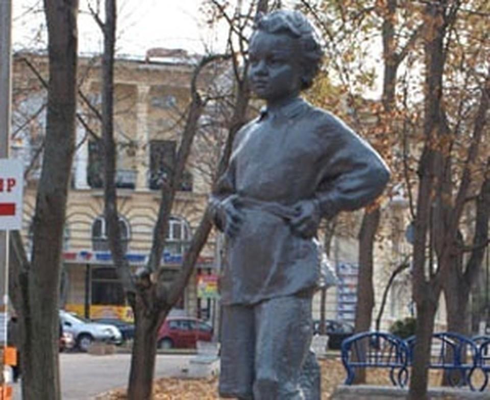 Юный Ленин.