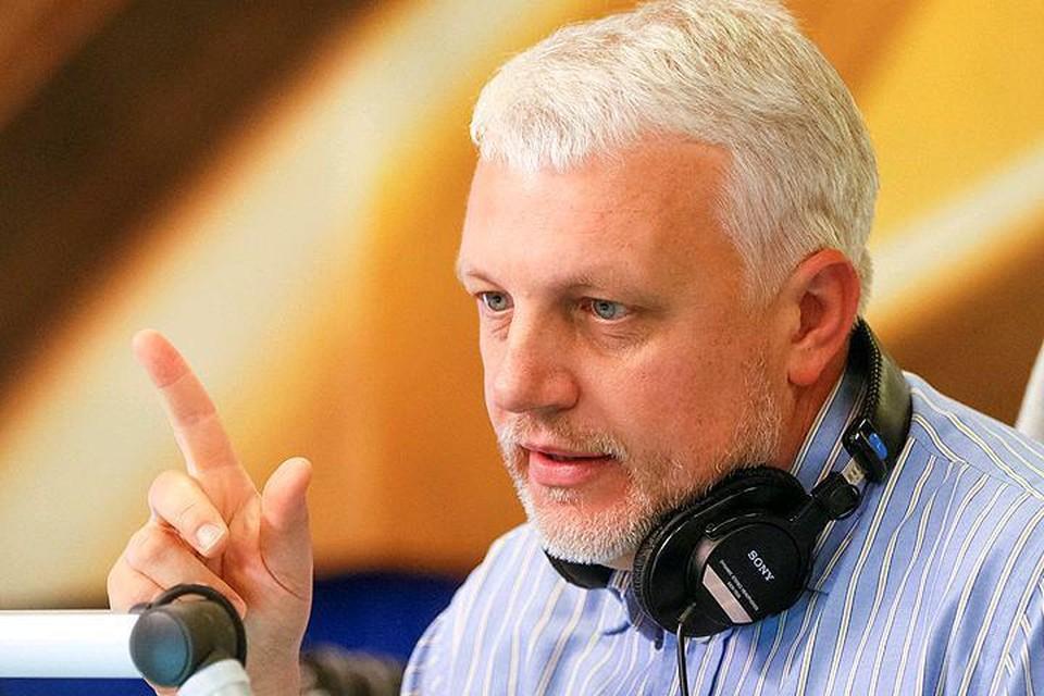 В Киеве взорван автомобиль, в котором находился Павел Шеремет. Журналист погиб.