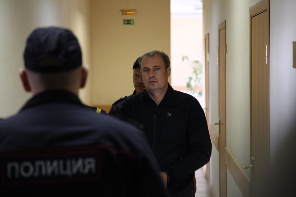 Вячеслава Истомина обвиняют в получении взяток
