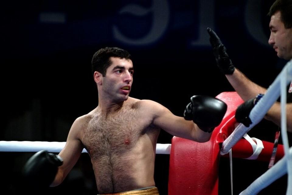 Миша Алоян. Фото: Федерация бокса России