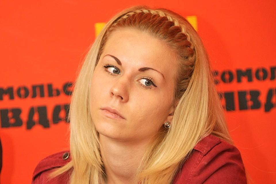 Чемпионка летних Паралимпийских игр 2012 года в Лондоне в прыжках в длину Николь Родомакина готовится к стартам в Рио.