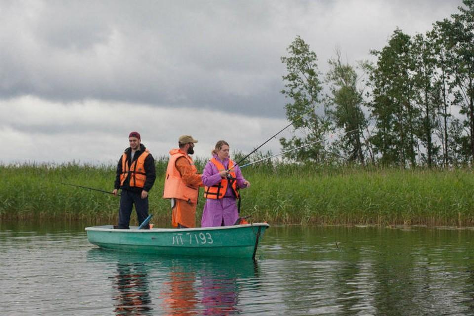 Рыбалка требует концентрации и подготовки