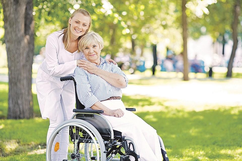 Благодаря правильно подобранным средствам ежедневного ухода люди с инвалидностью могут вести активную жизнь.