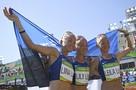 Лийна, Лейла и Лили в Рио марафон нашли
