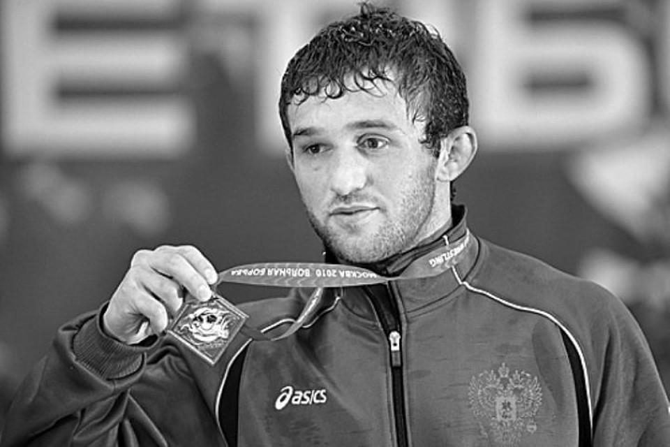 Сослан Рамонов посвящает все свои победы Бесику Кудухову (на фото)