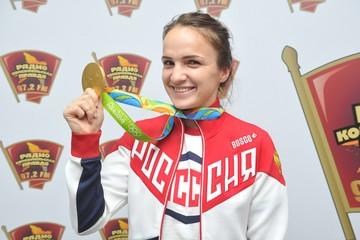Анна Вяхирева: После победы мы так радовались, что били по стенам