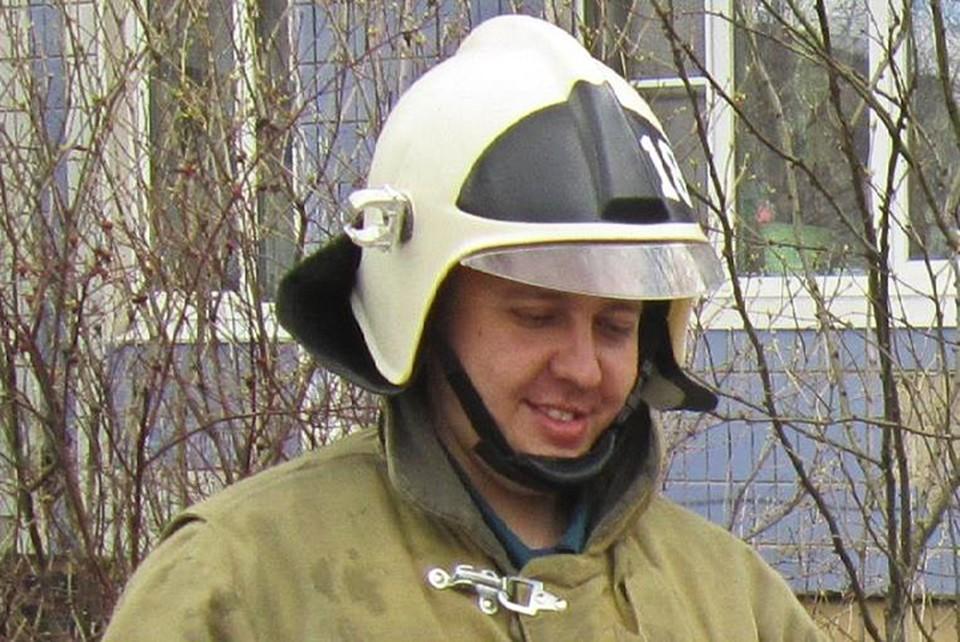 Упавшим оказался 32-летний Петр Кирьяков.